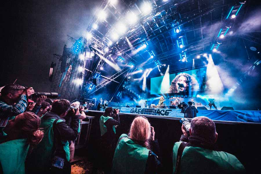 Foo Fighters | Glastonbury Festival 2017 | 2017.06.24