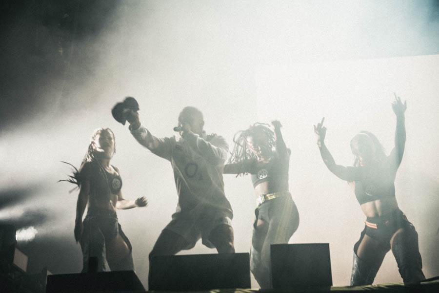 Major Lazer | Glastonbury Festival 2017 | 2017.06.23