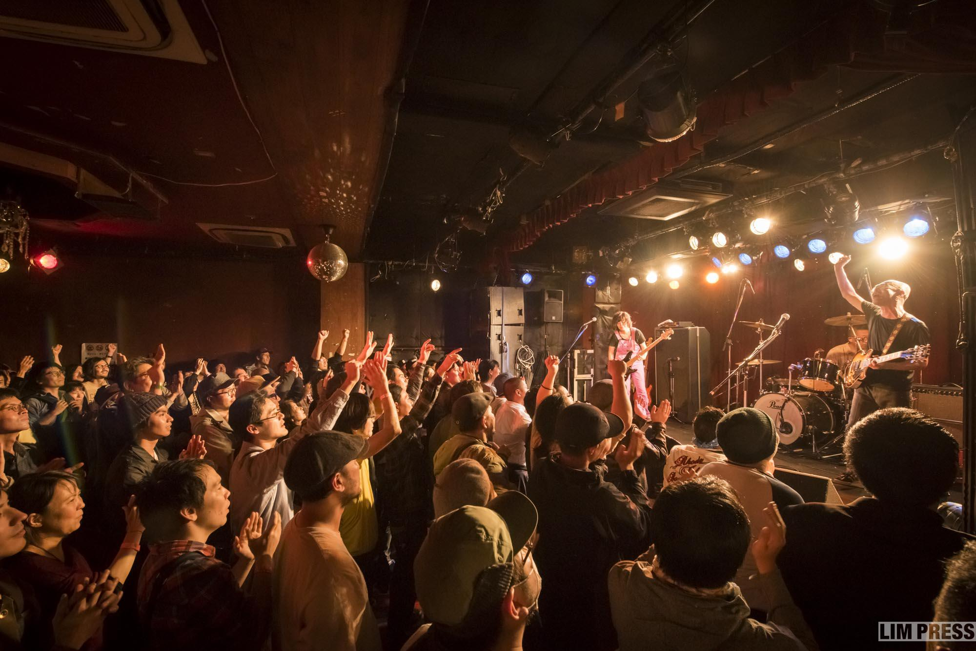 eastern youth | Sakurazaka ASYLUM 2018 | 2018.02.10