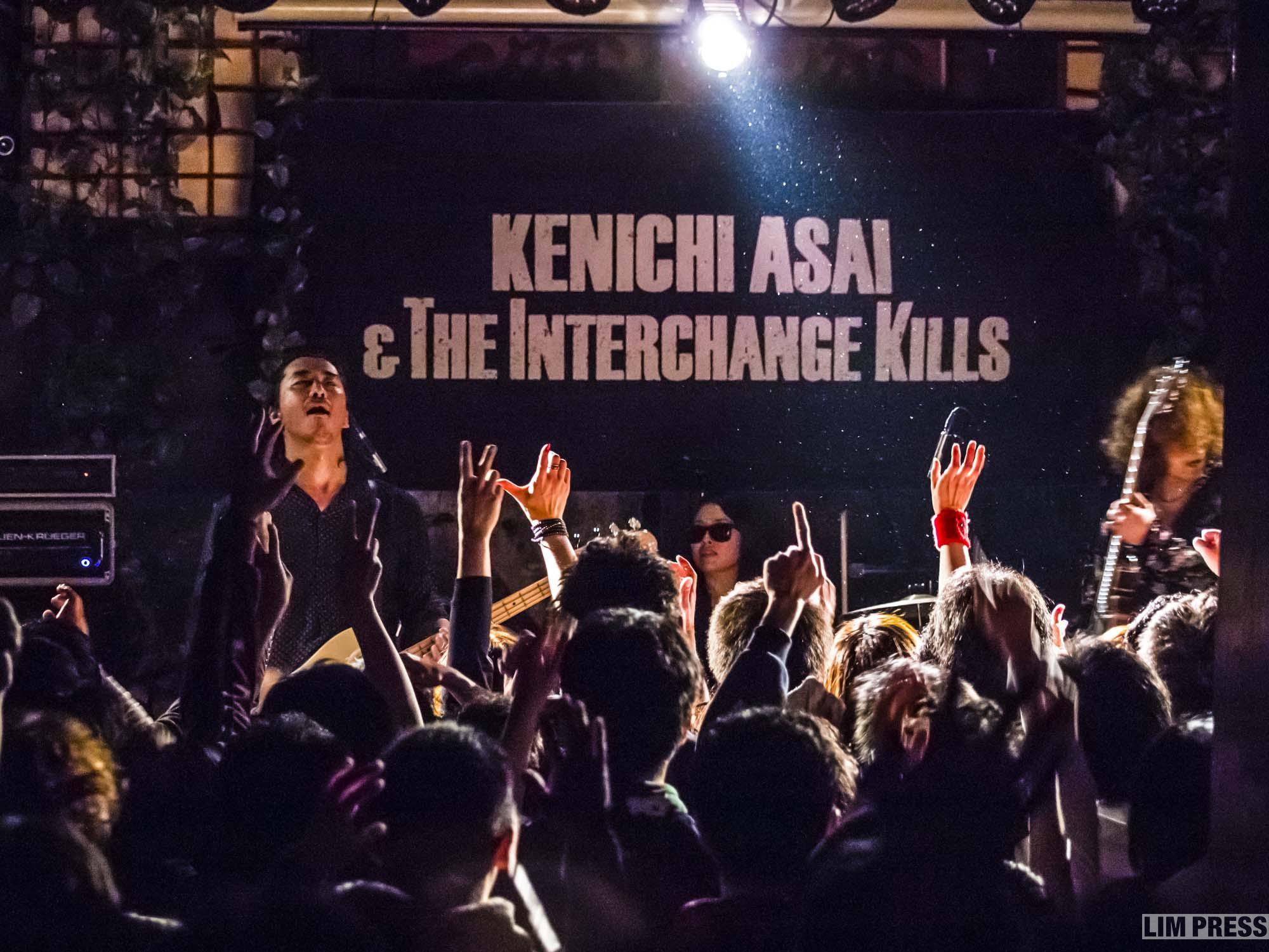 浅井健一& THE INTERCHANGE KILLS  | 京都 磔磔 | 2018.03.24