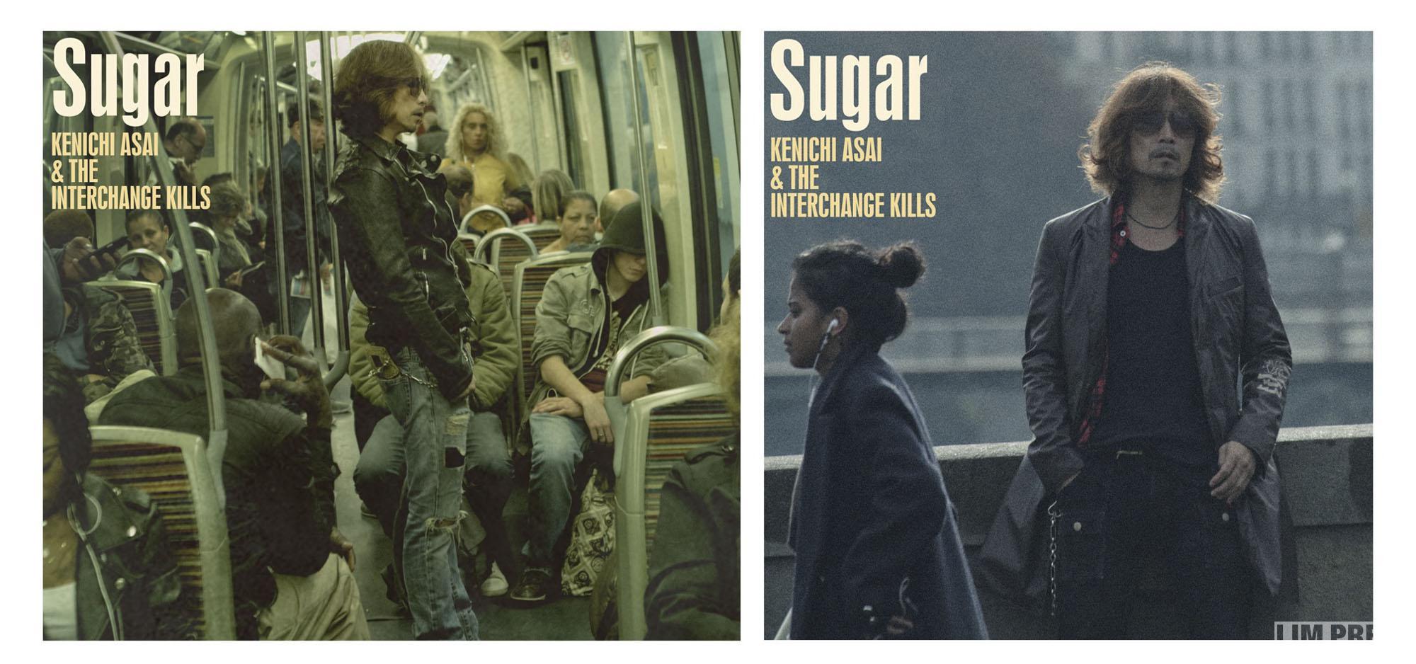 浅井健一& THE INTERCHANGE KILLS『Sugar Days Tour 2018』千葉LOOKを皮切りに全国ツアースタート!