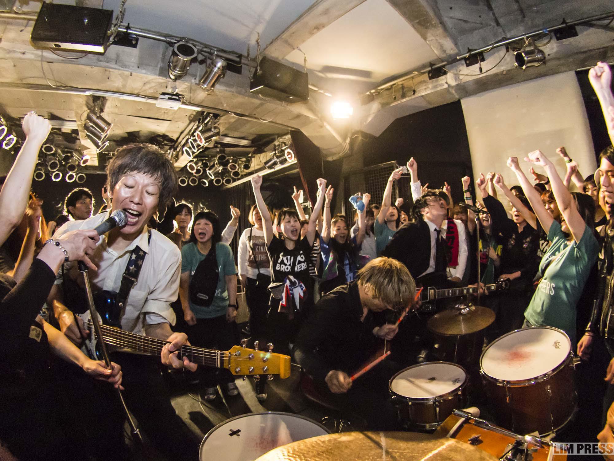 KING BROTHERS | 兵庫 神戸VARIT. | 2018.5.26