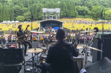 eastern youth  | FUJI ROCK FESTIVAL | 2018.07.28