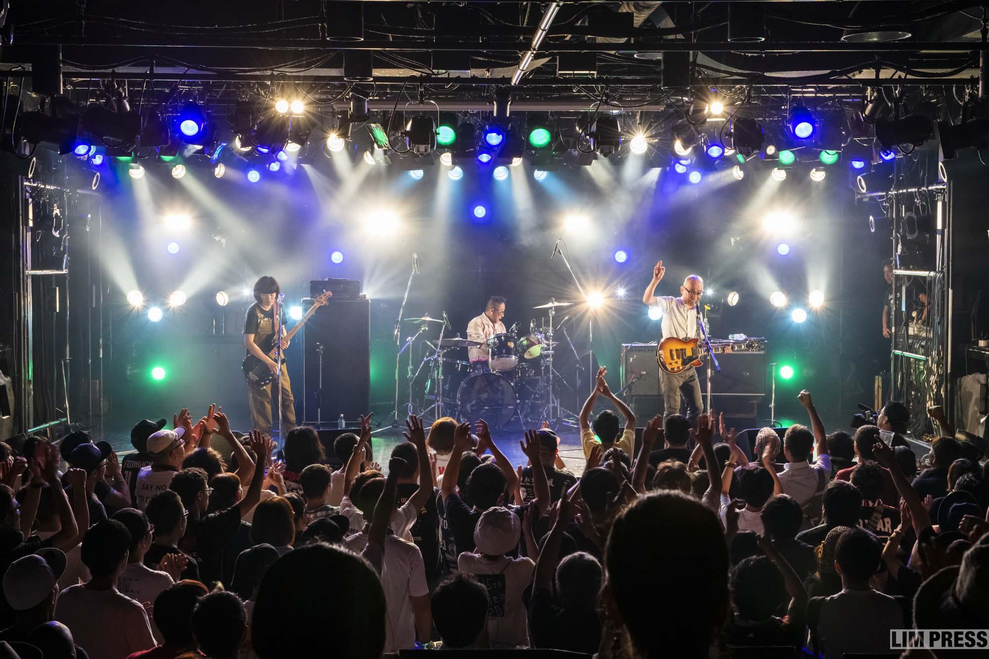 eastern youth  | 広島 CLUB QUATTRO | 2018.08.07