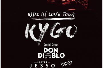 KYGO さいたまスーパーアリーナ公演 タイムテーブル発表