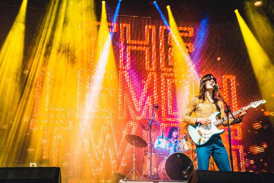 The Lemon Twigs | Glastonbury Festival 2017 | 2017.06.23