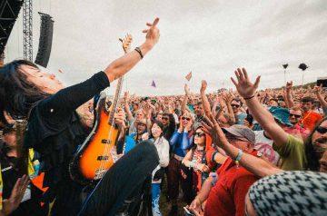 Bo Ningen | Glastonbury Festival 2017 | 2017.06.23