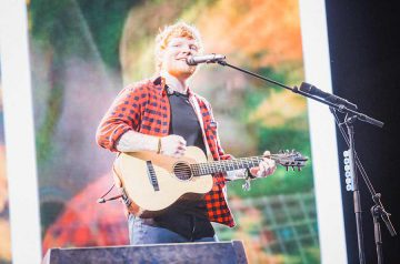 Ed Sheeran | Glastonbury Festival 2017 | 2017.06.25