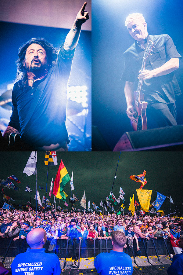 Foo Fighters | Glastonbury Festival 2017 | 2017.06.24