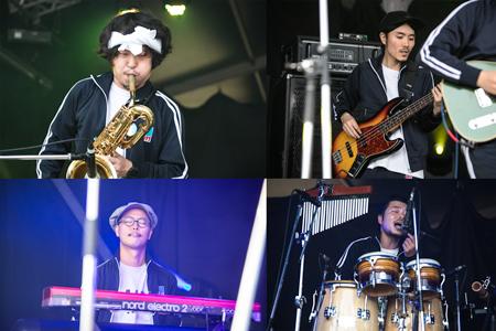 思い出野郎Aチーム | 朝霧JAM 2017 | 2017.10.08