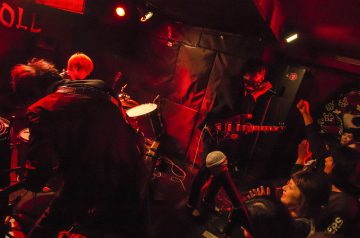 KING BROTHERS   名古屋CLUB ROCK'N'ROLL   2018.1.14