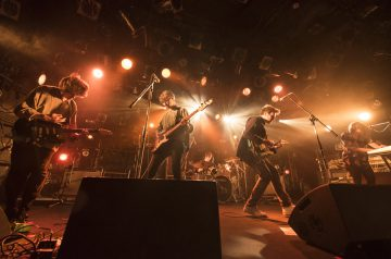 The Pains of Being Pure at Heart、2年2か月ぶりの来日!