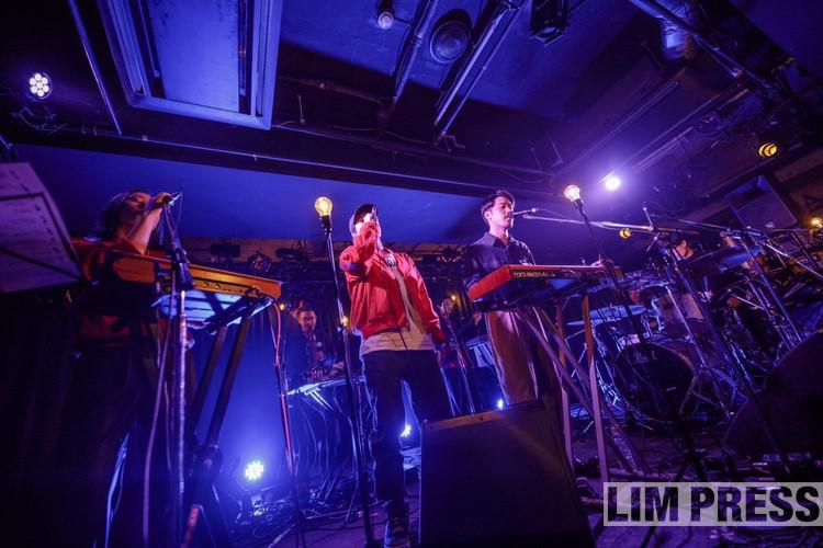 """TENDRE × MELRAW"" ダブル・リリース・パーティ  | 東京 TSUTAYA O-NEST | 2018.03.11"