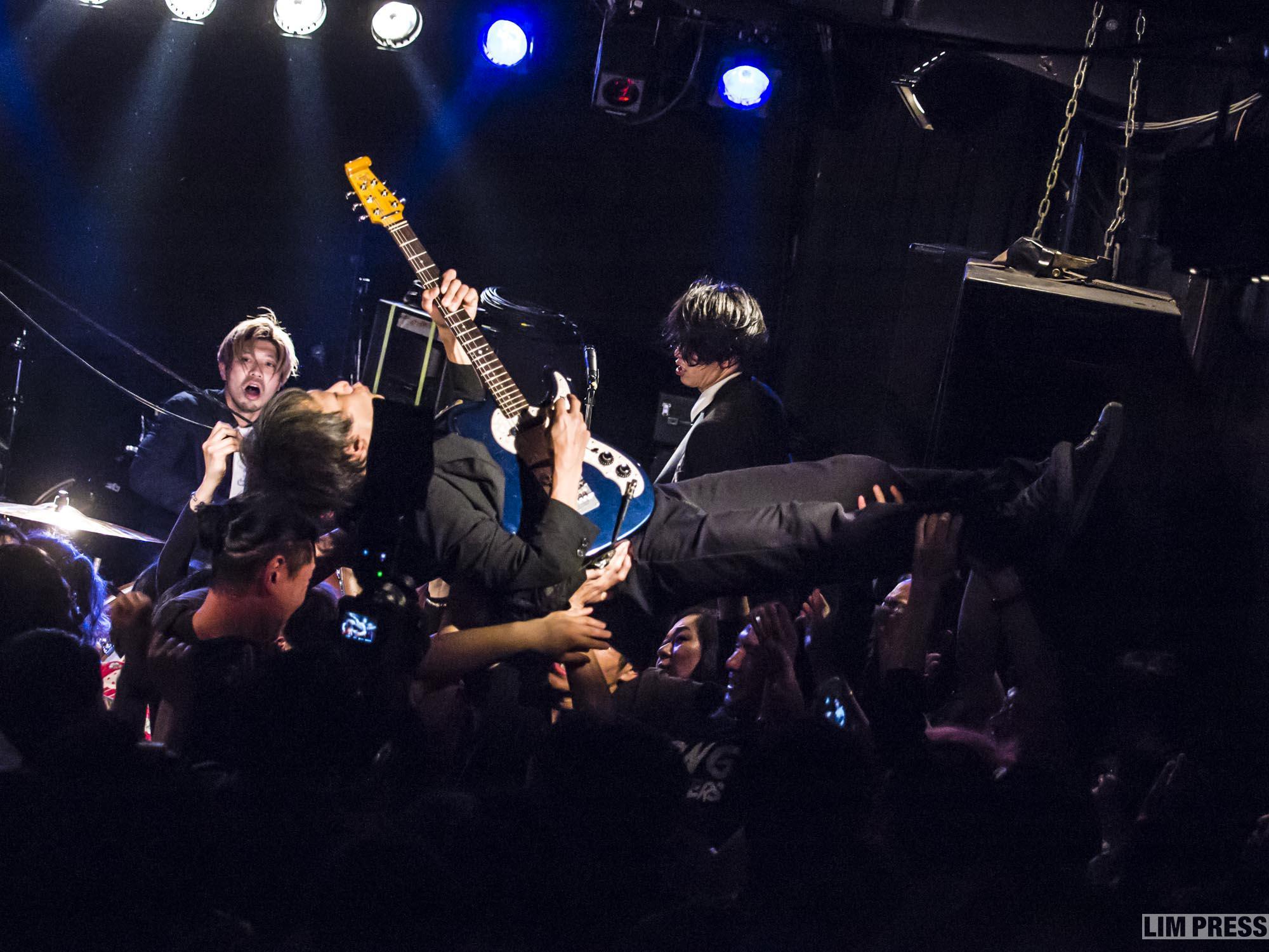 KING BROTHERS | 名古屋 HUCK FINN | 2018.4.8