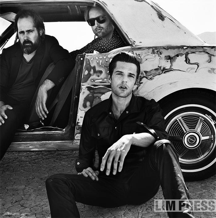 The Killers、初の日本武道館公演開催決定!