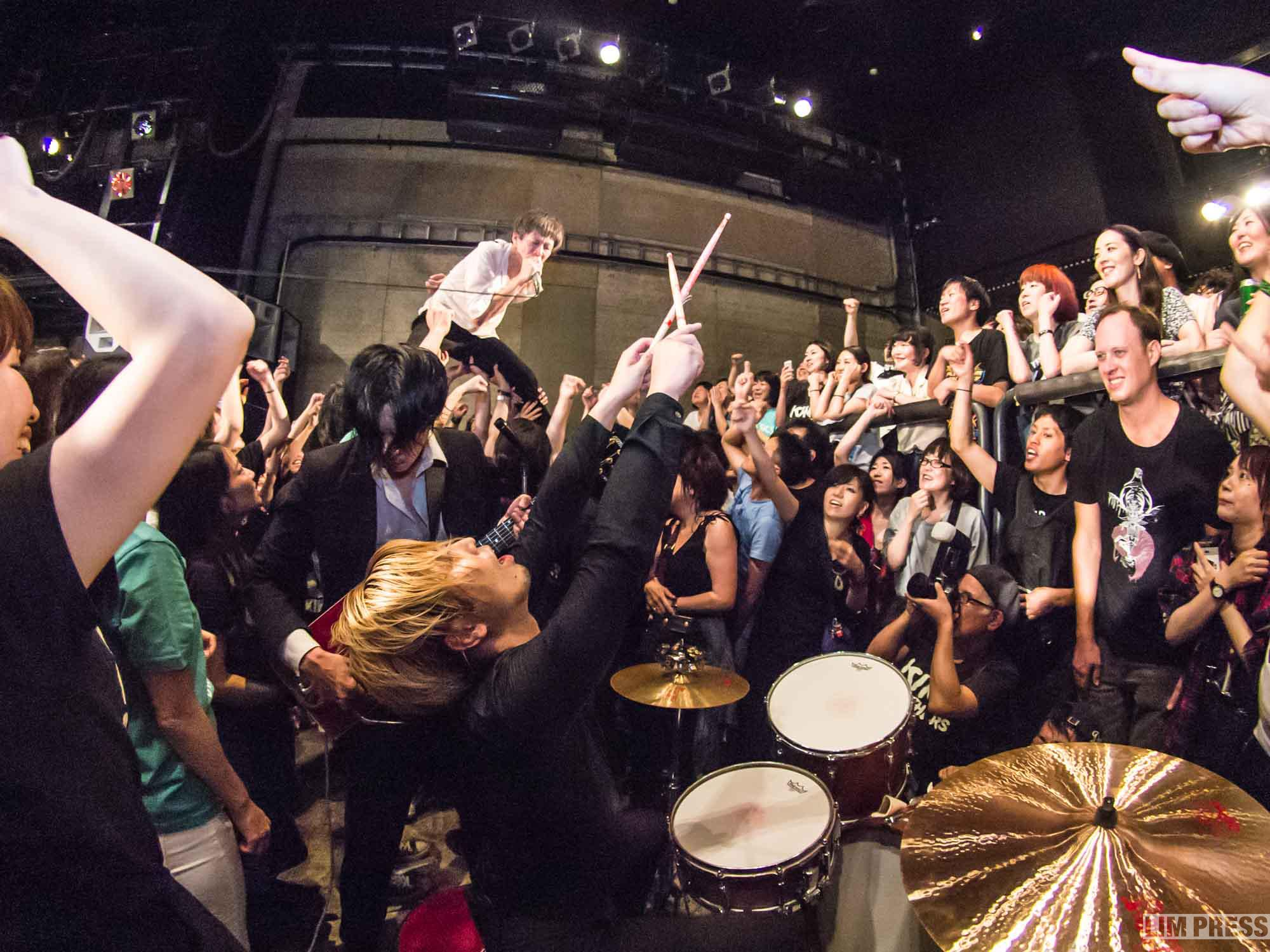 KING BROTHERS   東京 渋谷www   2018.7.14