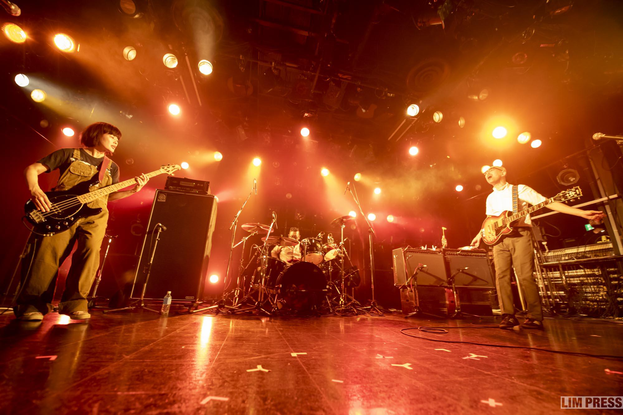 eastern youth  | 広島 CLUB QUATTRO | 2018.08.07