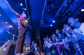 eastern youth  | 東京 LIQUIDROOM | 2018.08.21