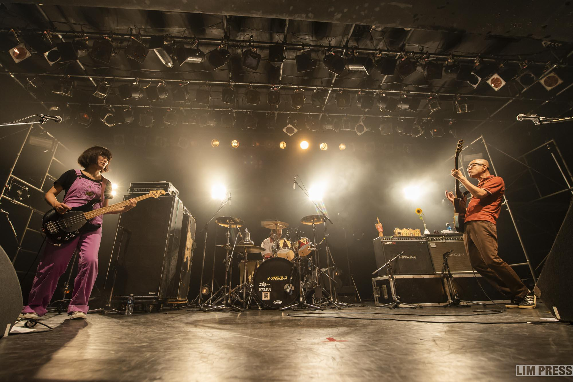 eastern youth  | 東京 LIQUIDROOM | 2018.08.21