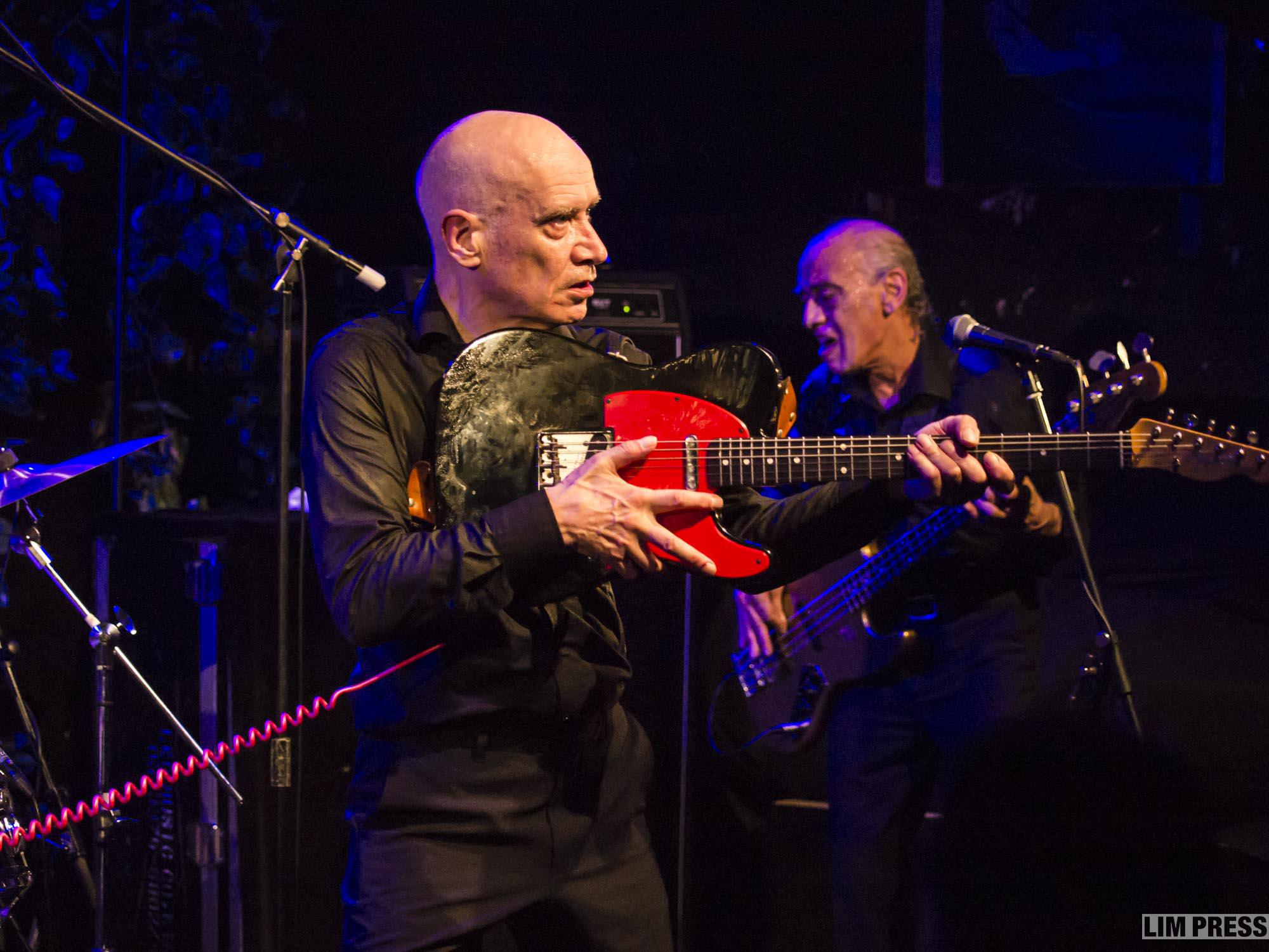 WILKO JOHNSON | 京都 磔磔 | 2018.9.23