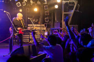 WILKO JOHNSON | 東京 SHIBUYA CLUB QUATTRO | 2018.9.18