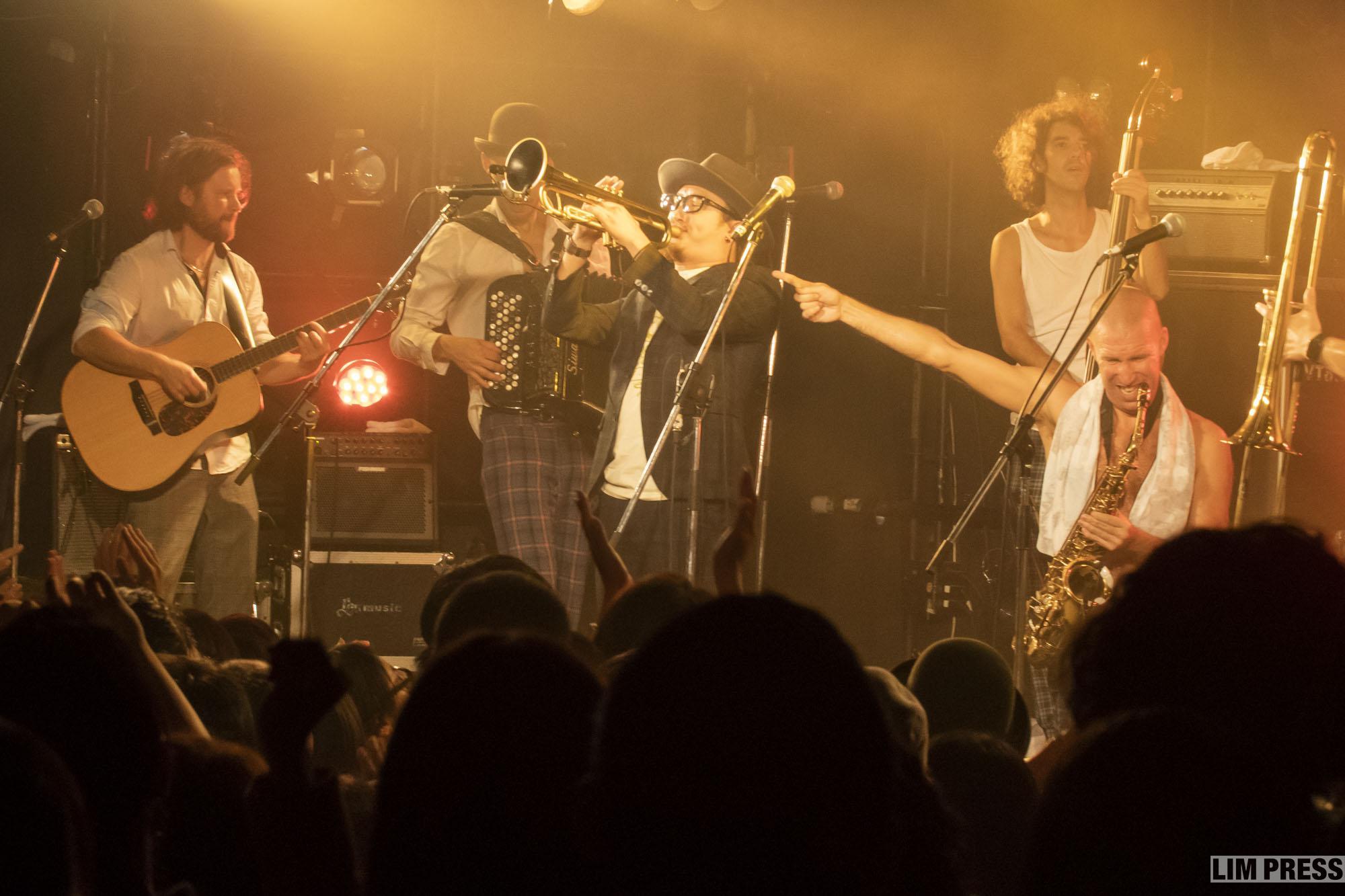 Räfven | 東京 SHIBUYA CLUB QUATTRO | 2018.9.27