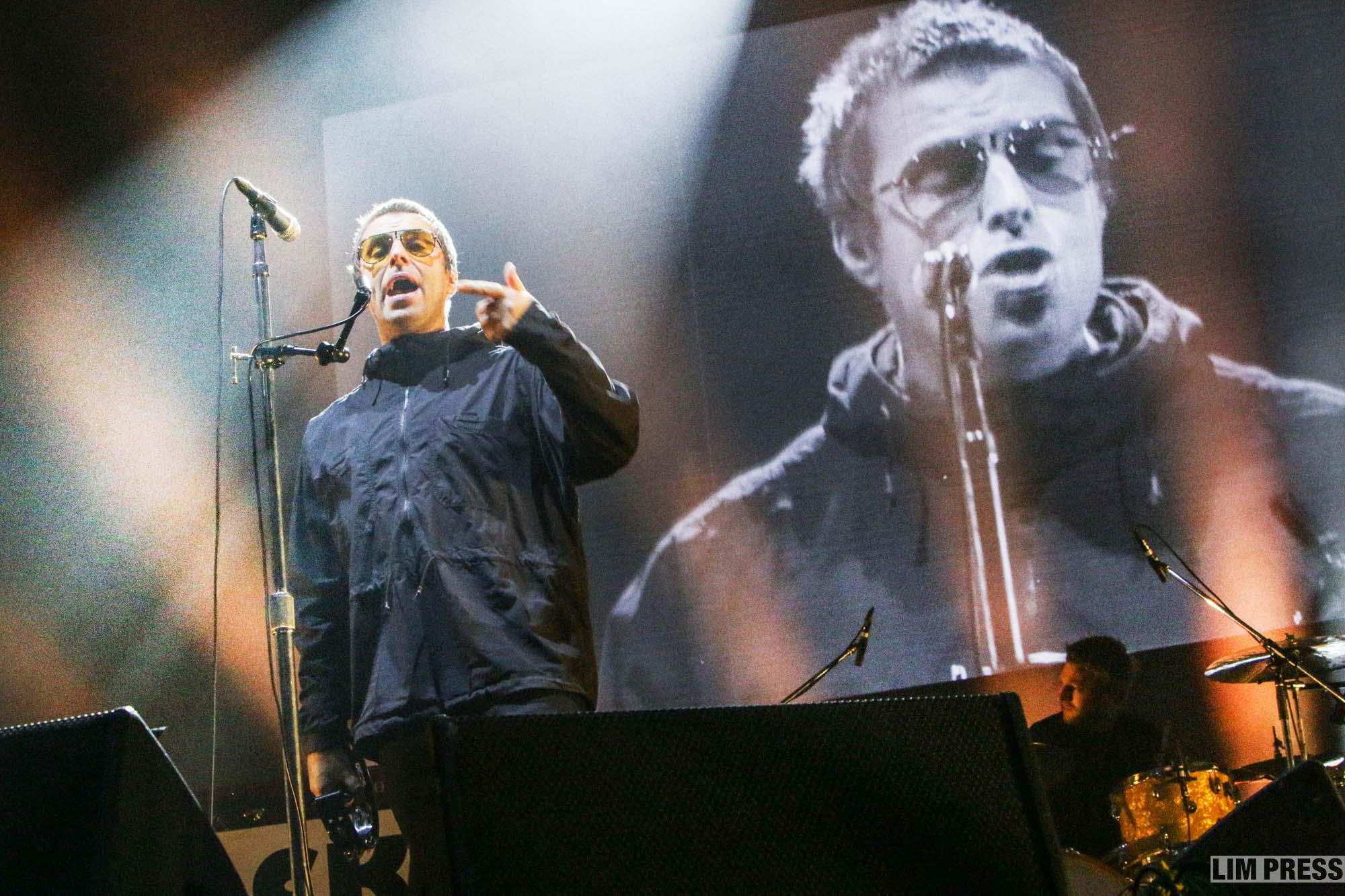 LIAM GALLAGHER | 東京 日本武道館 | 2018.09.13
