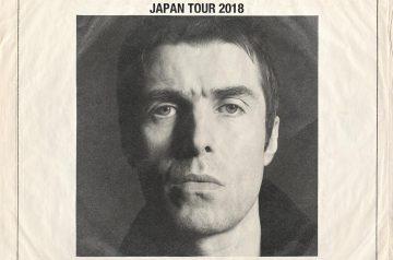 リアム・ギャラガー初の日本武道館公演決定!