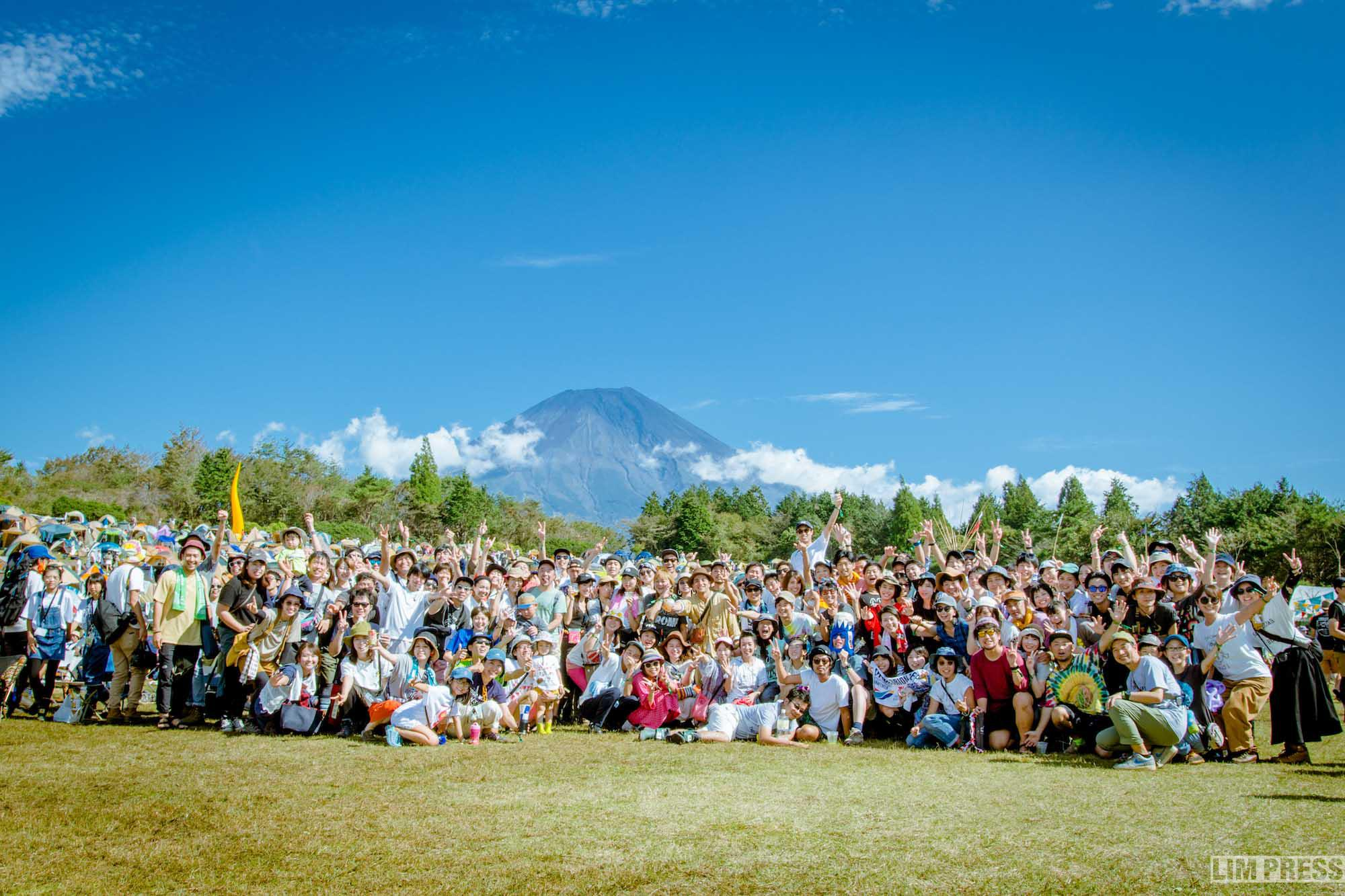 朝霧JAM 2018 | 富士山くっきり! 快晴の2日目のレポート