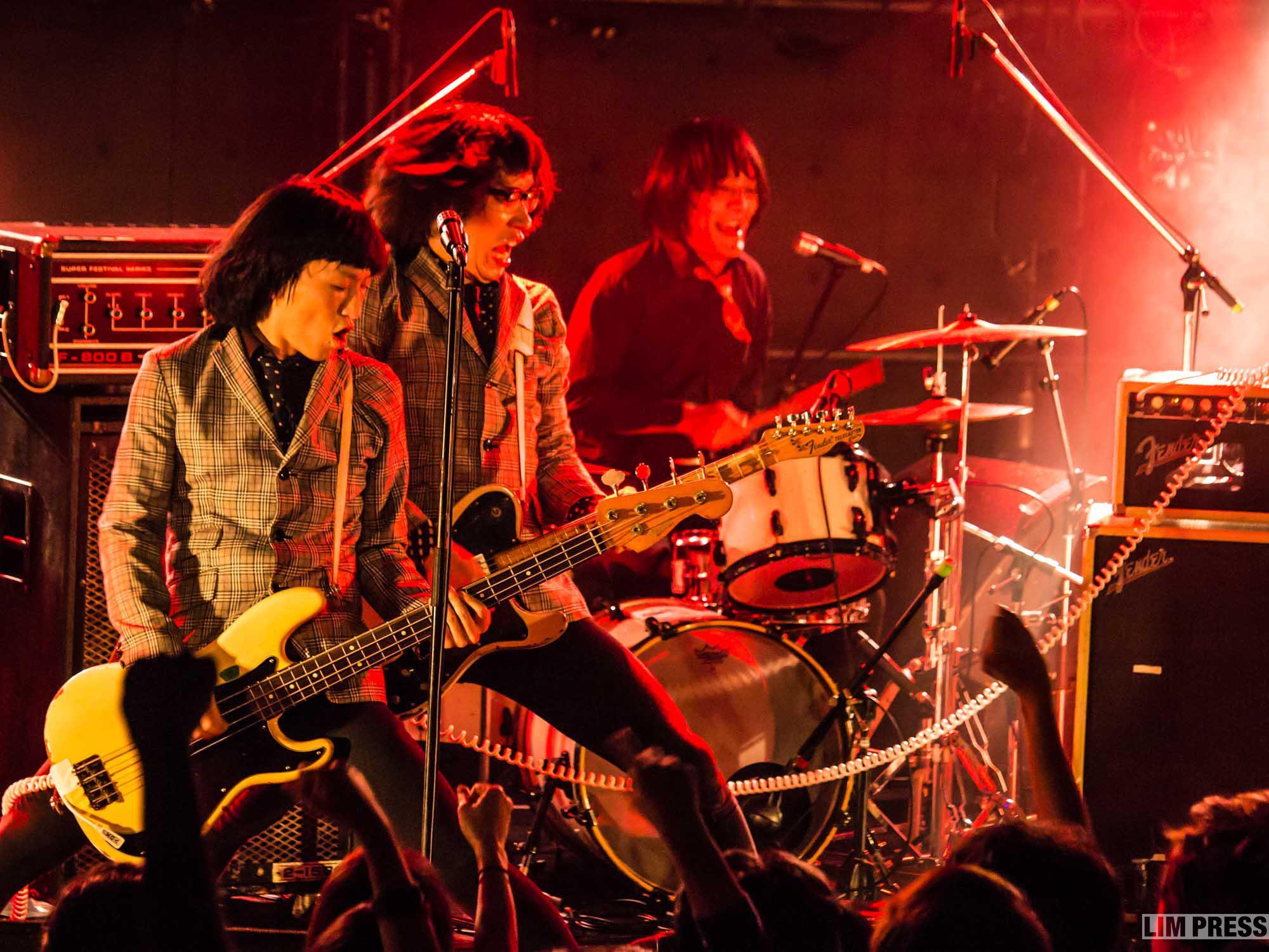 ザ50回転ズ | 大阪 UMEDA CLUB QUATTRO | 2018.10.07