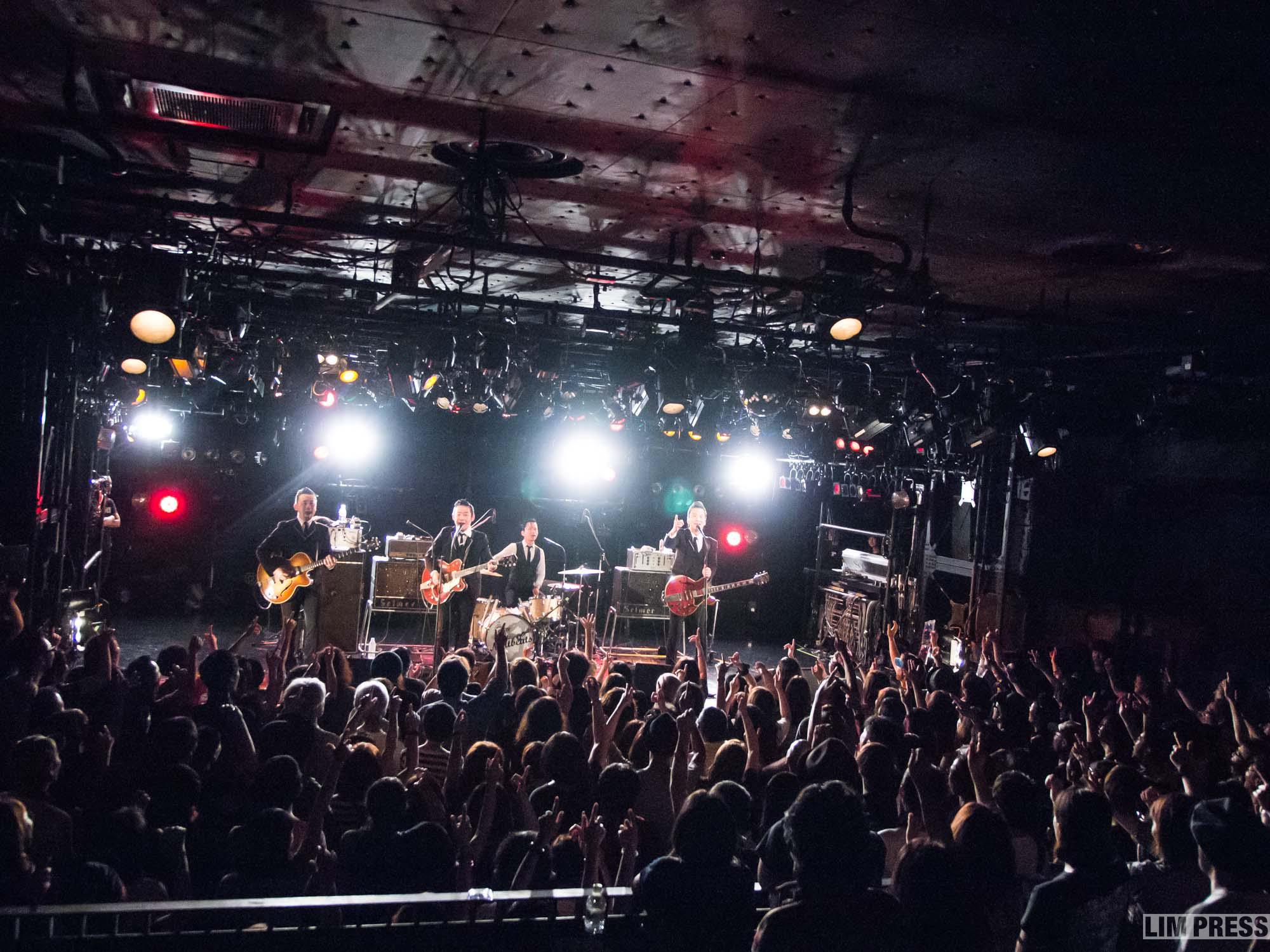 The NEATBEATS | 大阪 UMEDA CLUB QUATTRO | 2018.10.07