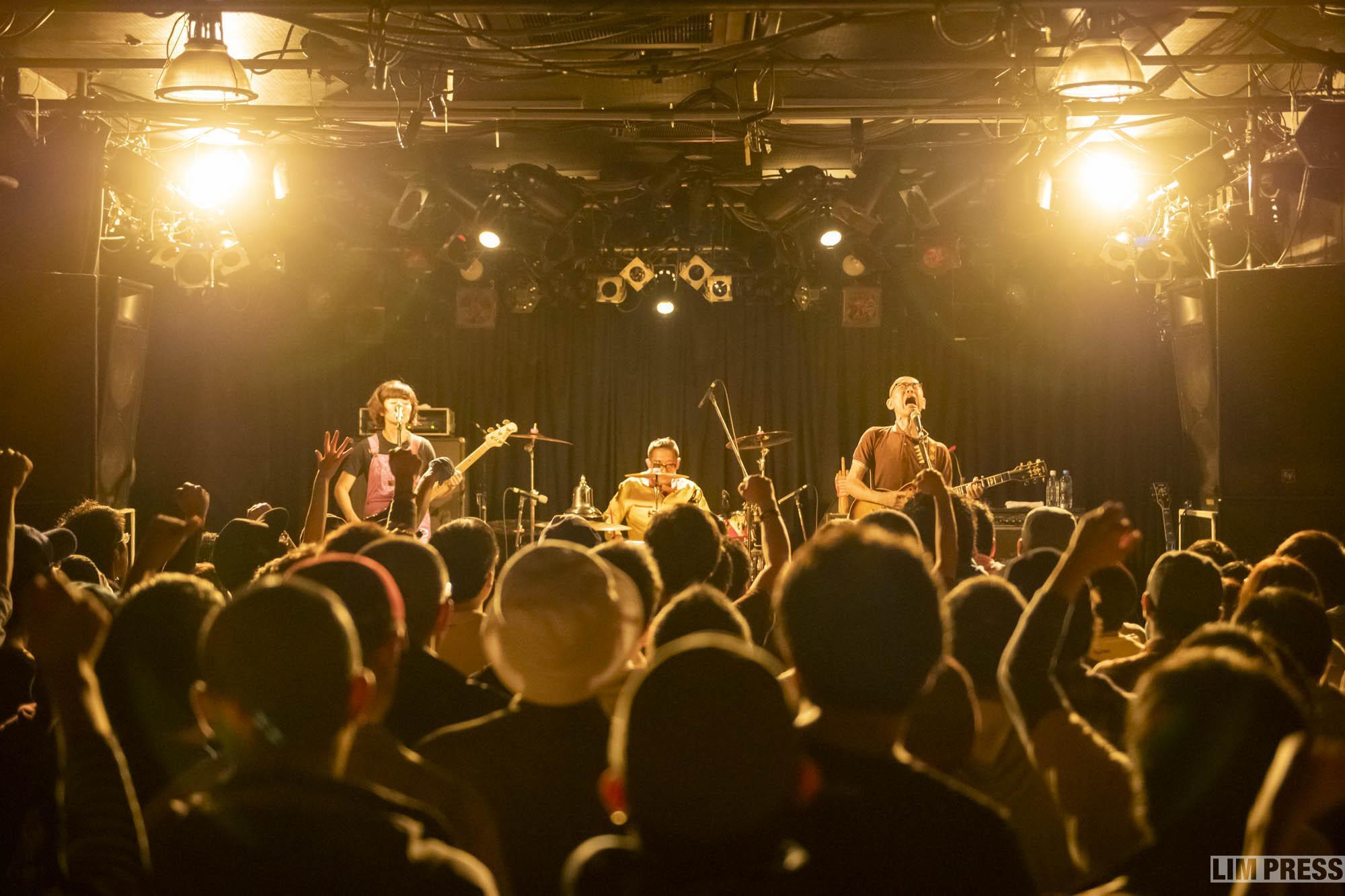 eastern youth  | 宮城 SENDAI CLUB JUNK BOX | 2018.10.27