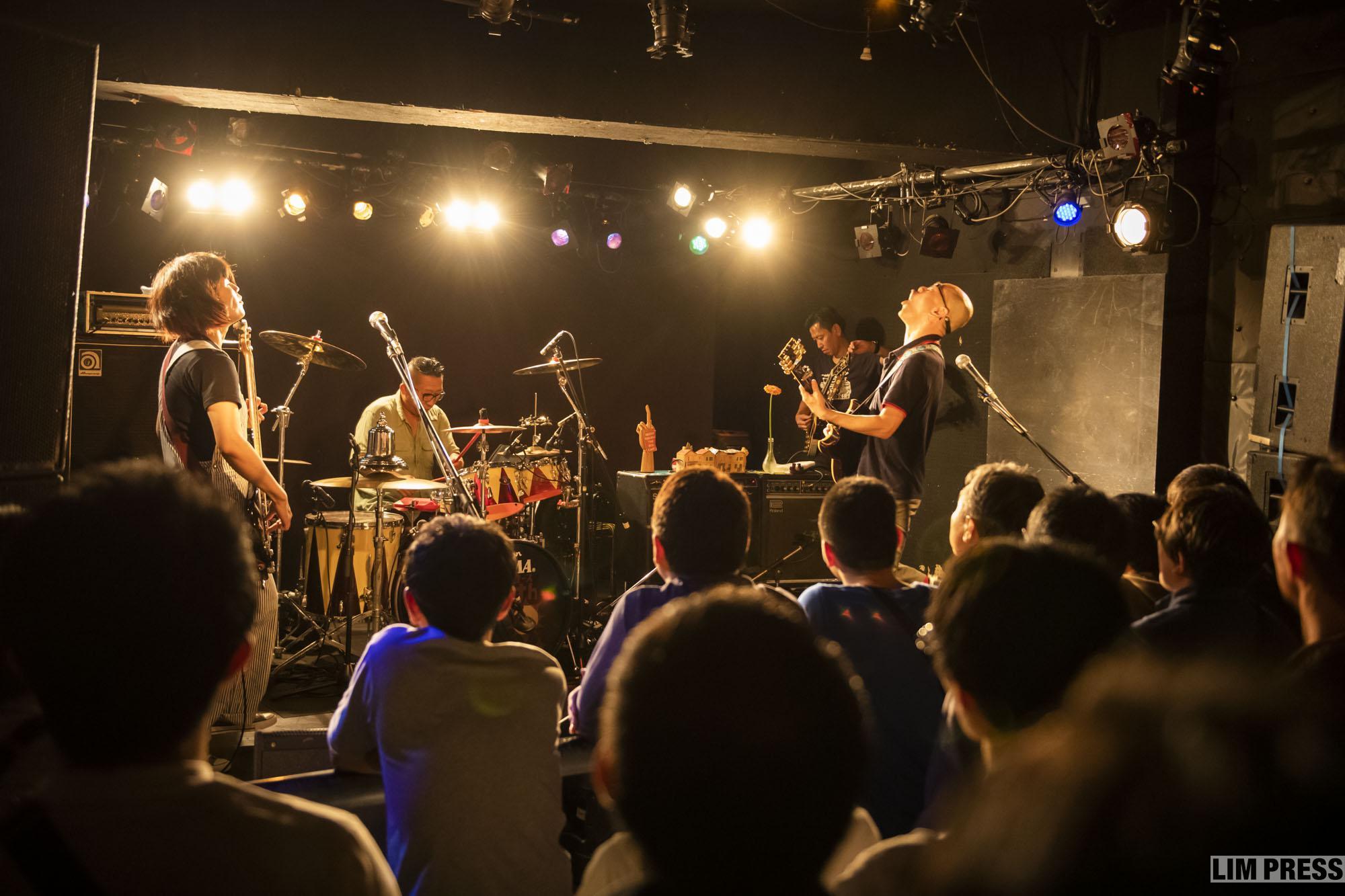 eastern youth  | 長野 LIVE HOUSE J | 2018.11.04