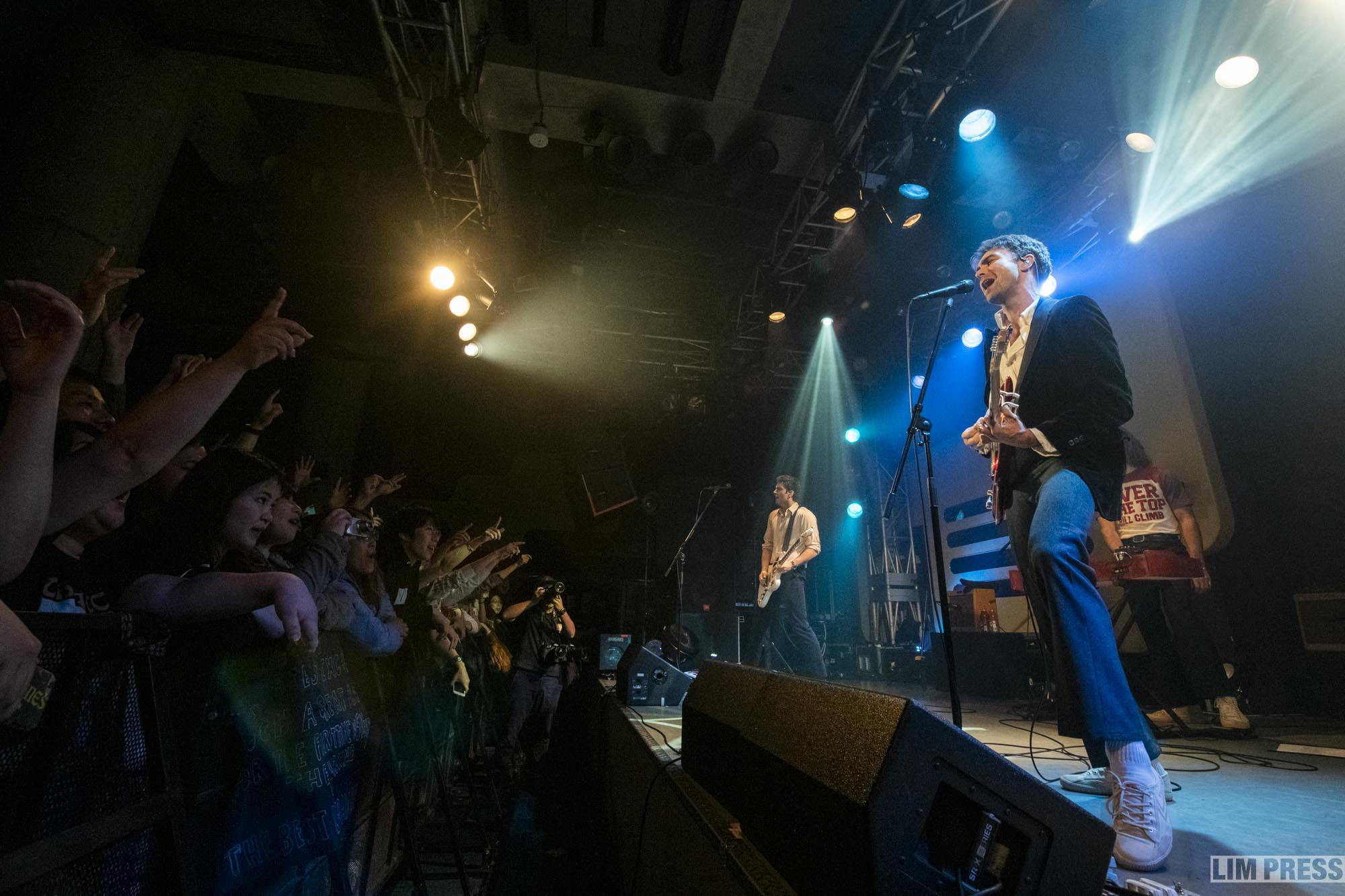 The Vaccines  | 東京 DUO MUSIC EXCHANGE | 2018.11.21