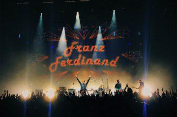 FRANZ FERDINAND | 東京 東京国際フォーラム ホールA | 2018.11.27