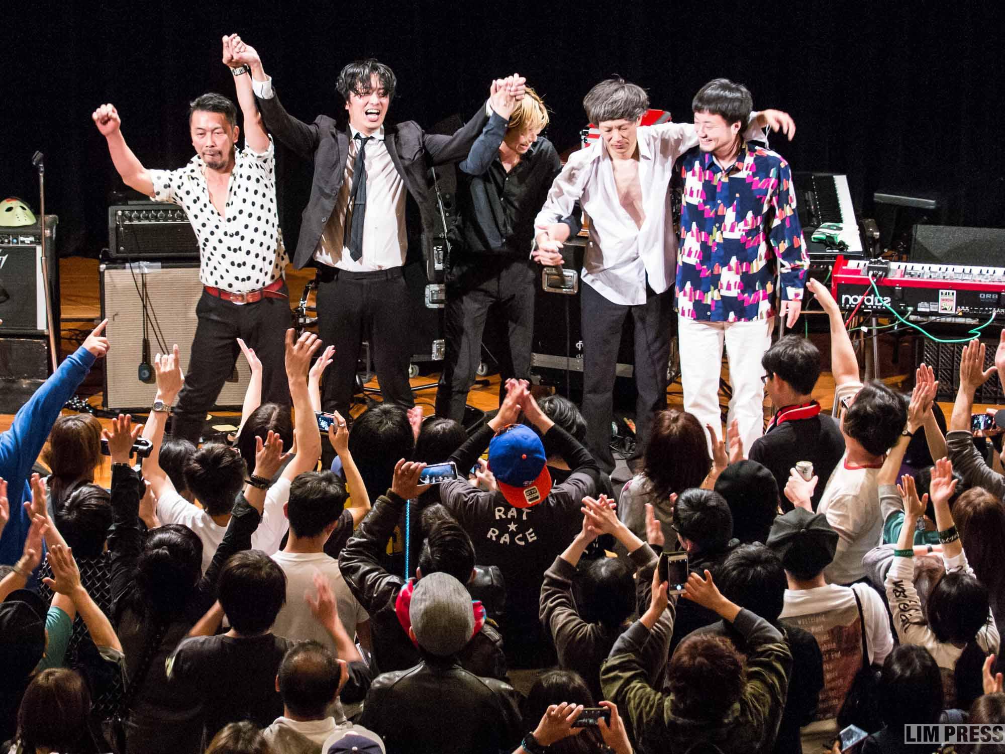 KING BROTHERS | ゑびすロックフェスティバル 2018 番外編  兵庫 西宮フレンテホール | 2018.12.01