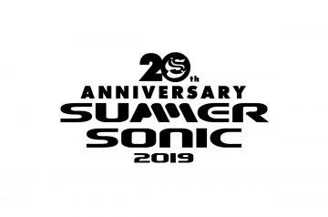サマーソニック2019開催決定!20周年の来年は3日間!
