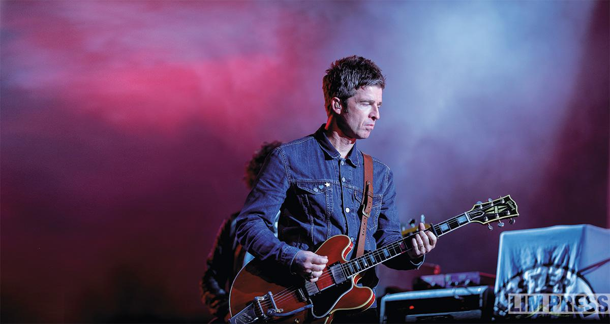 Noel Gallagher's High Flying Birds、4年ぶりの日本ツアー決定!