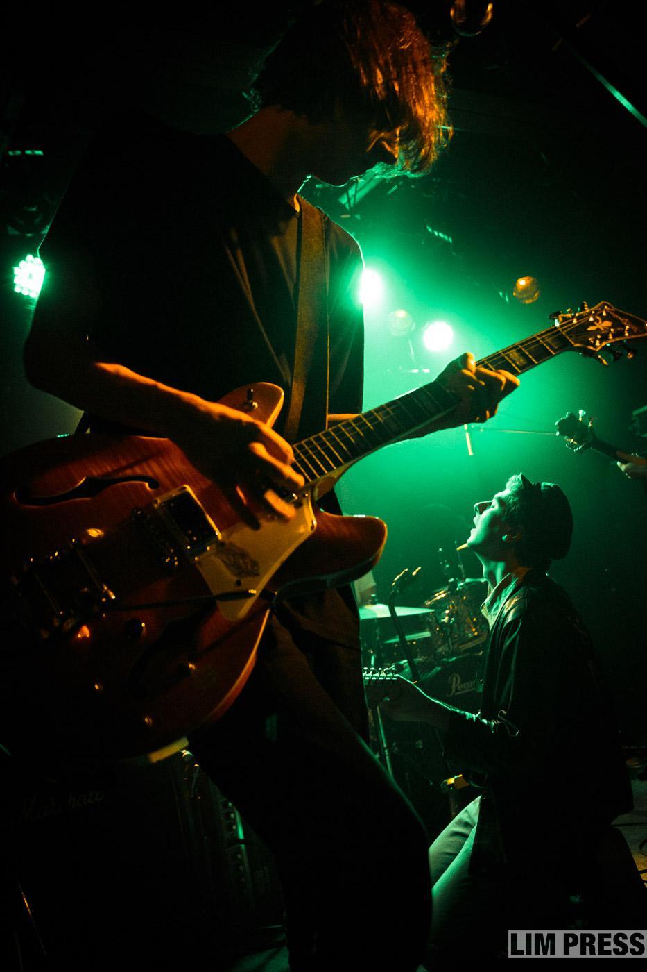 Isolation Berlin | 大阪 SOCORE FACTORY | 2019.02.03