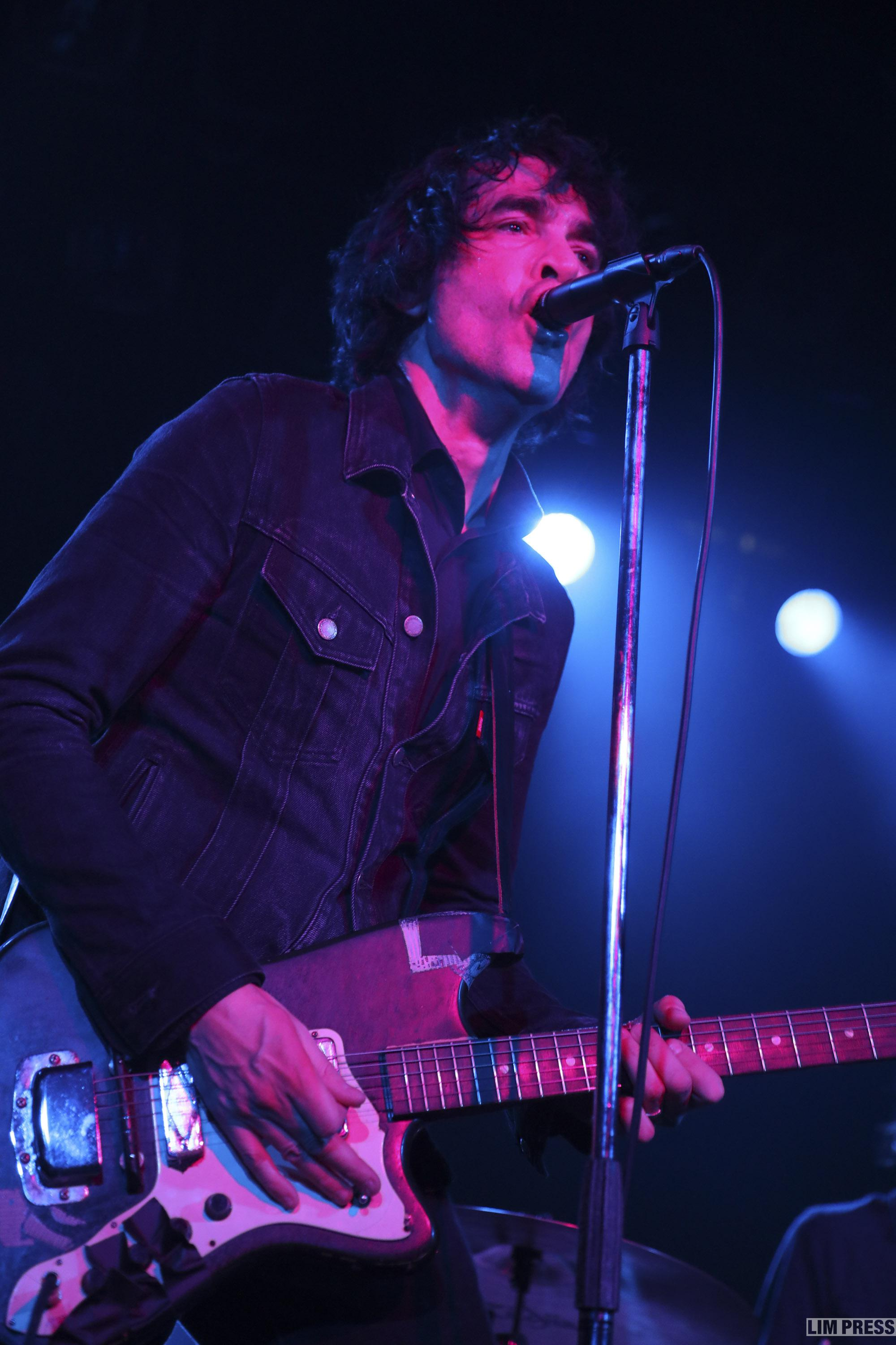 JON SPENCER | 東京 恵比寿LIQUIDROOM | 2019.02.20