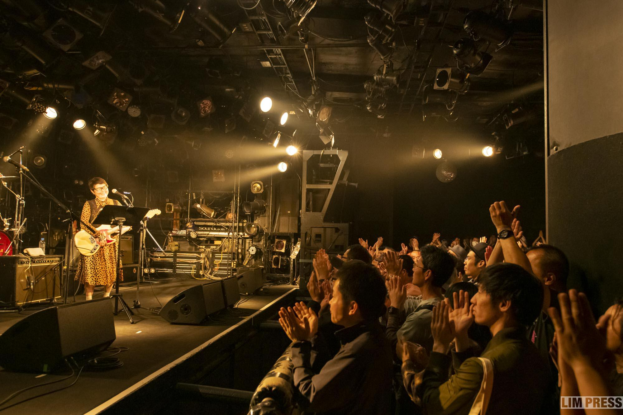 うつみようこ  | 東京 SHIBUYA CLUB QUATTRO | 2019.04.20