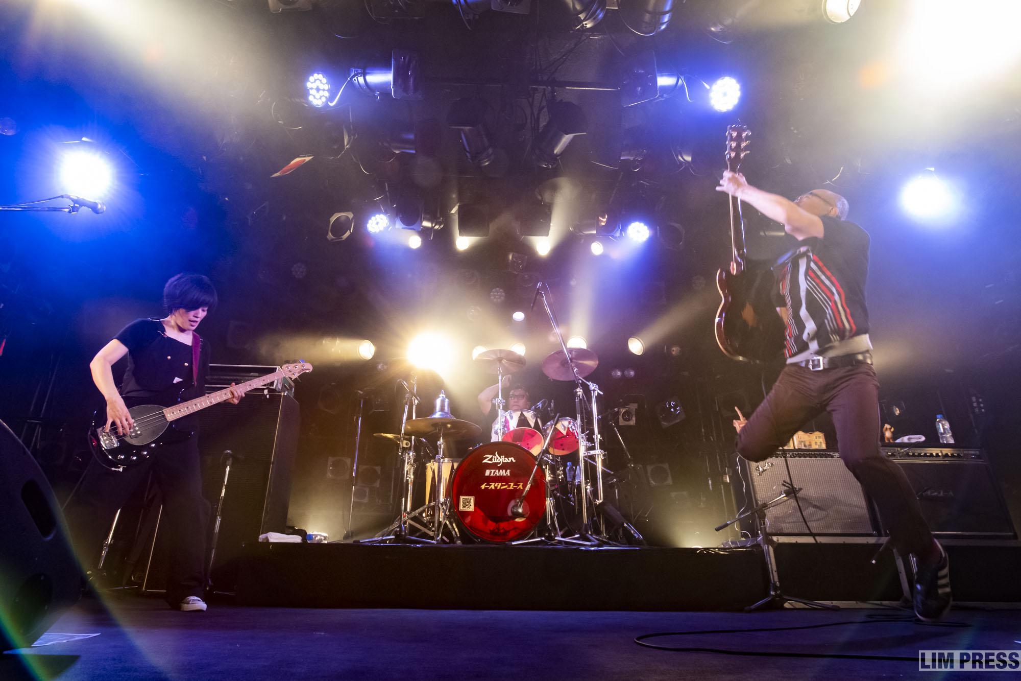 eastern youth  | 東京 SHIBUYA CLUB QUATTRO | 2019.04.20