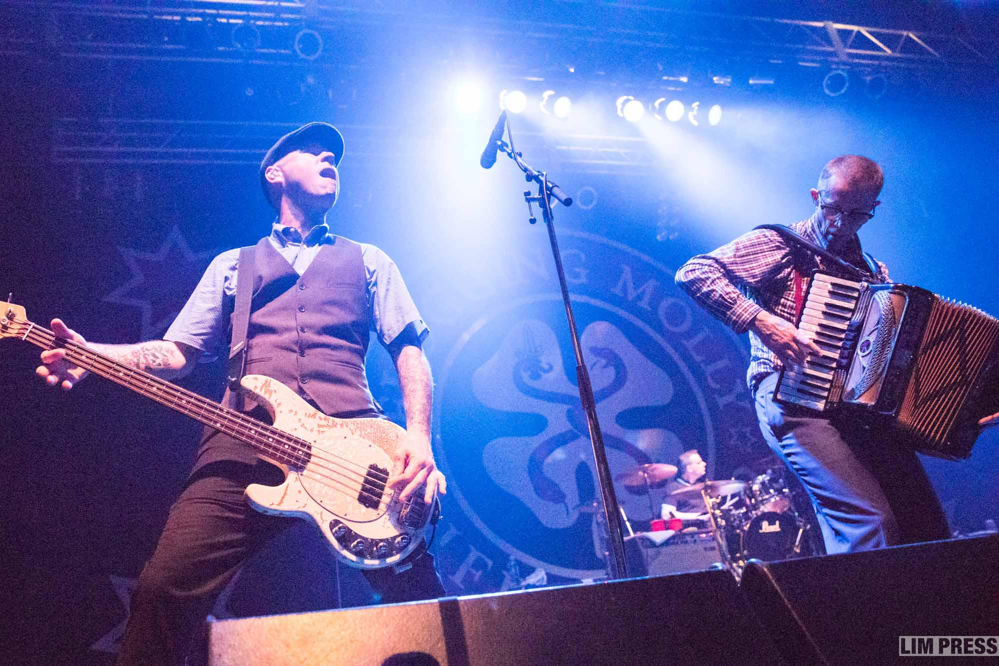 FLOGGING MOLLY | 東京 Shibuya O-EAST | 2019.04.23