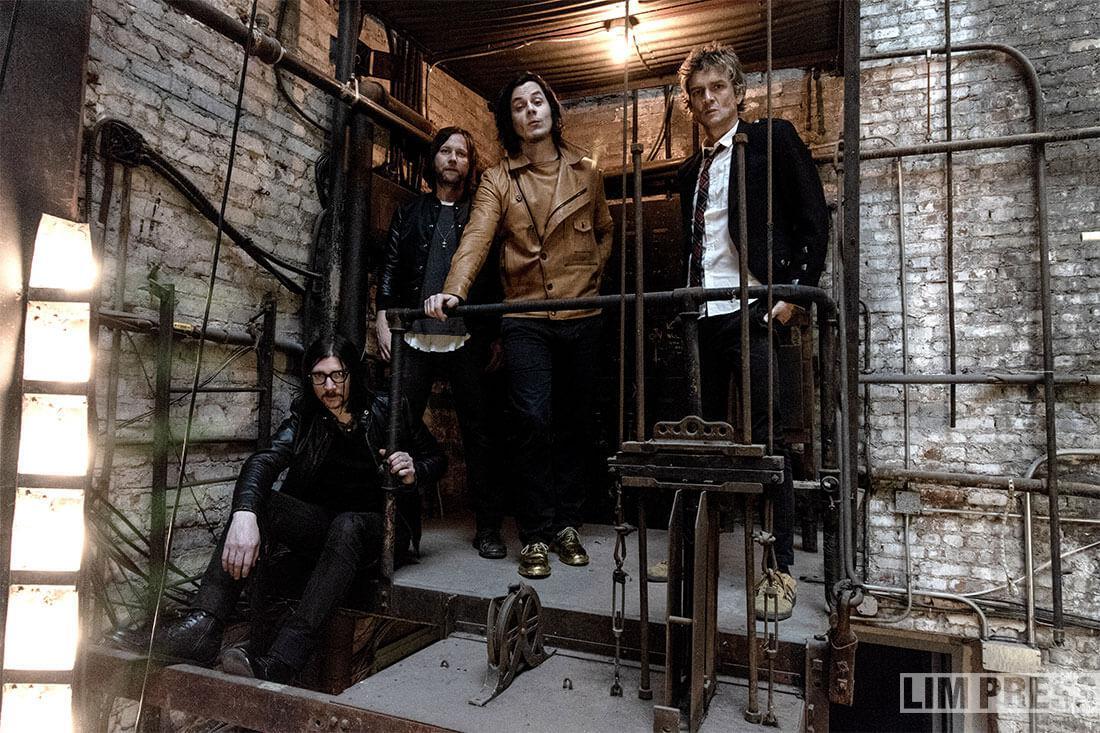ジャック・ホワイトのロックユニット、ザ・ラカンターズ!その日本初単独公演を楽しむ方法!(4/3追記あり)