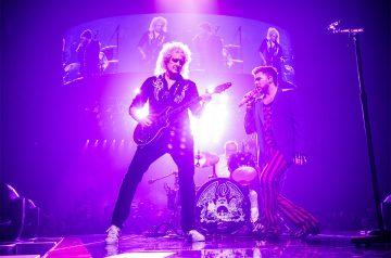 クイーン+アダム・ランバート、約3年ぶりの日本ツアーが決定!