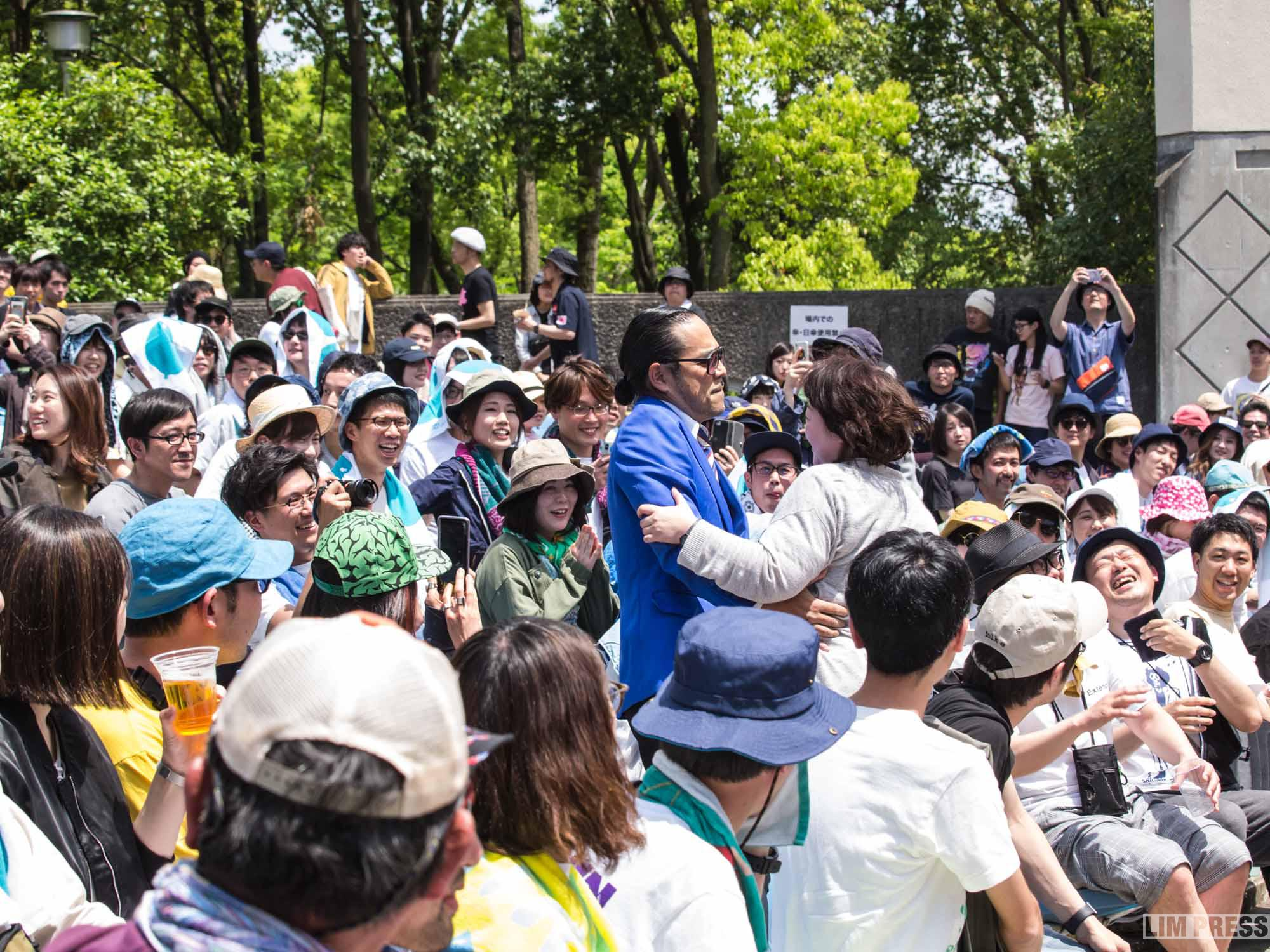 こんがりおんがく祭2019 | 大阪城野外音楽堂 | 2019.05.05 | Part 1