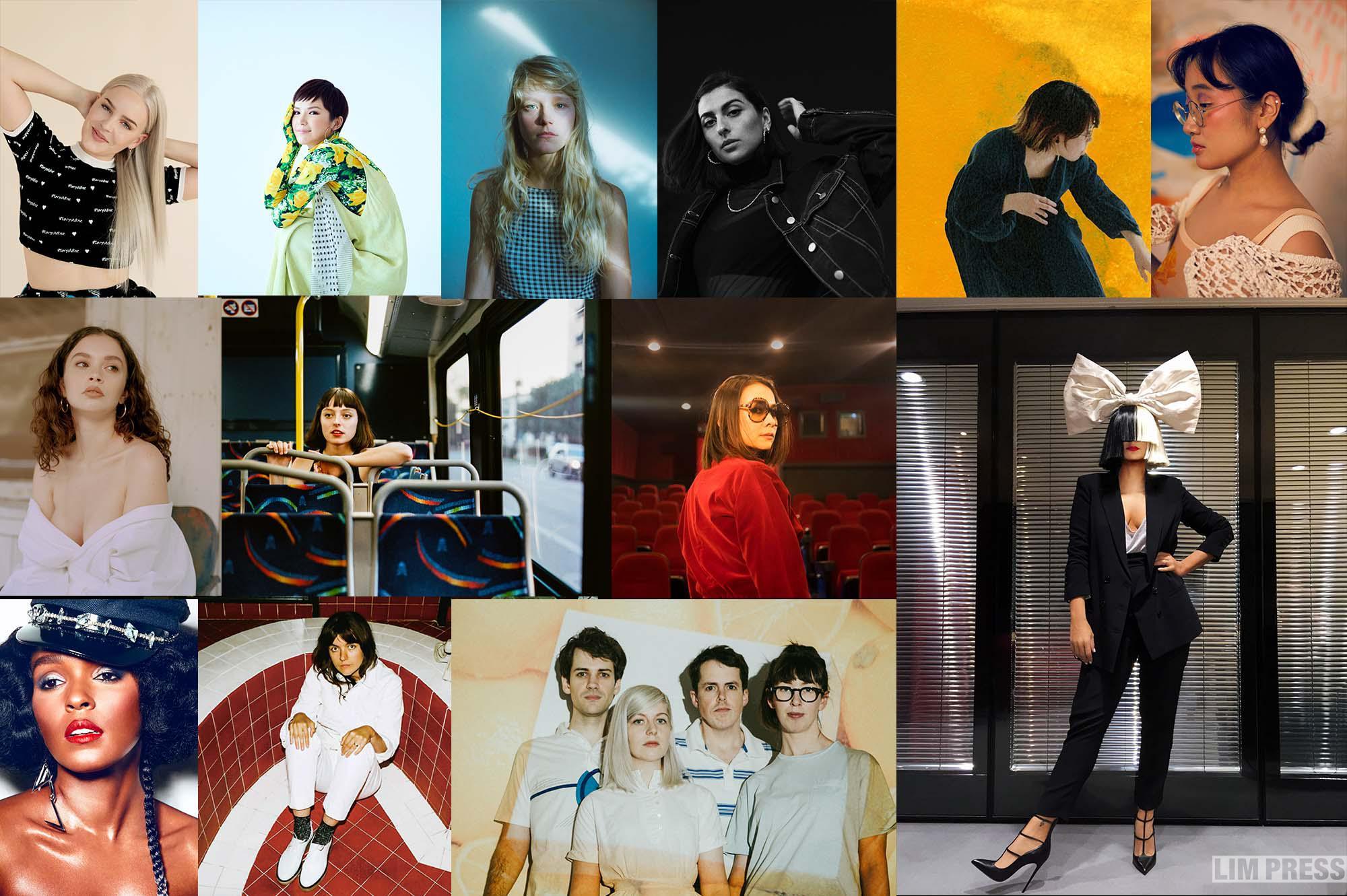 これからの時代は女性が牽引 ~Fuji Rock Festival '19を彩る女性アーティスト特集~