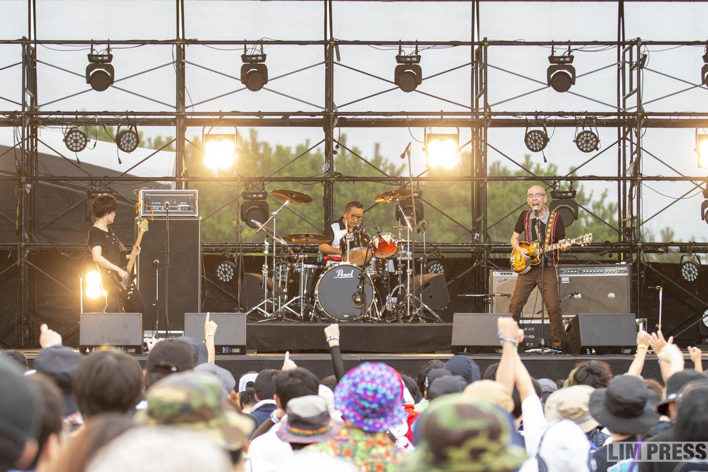 eastern youth | 山口 WILD BUNCH FEST. | 2019.08.24