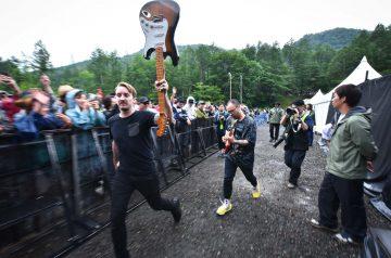 UNKNOWN MORTAL ORCHESTRA | FUJI ROCK FESTIVAL | 2019.07.27
