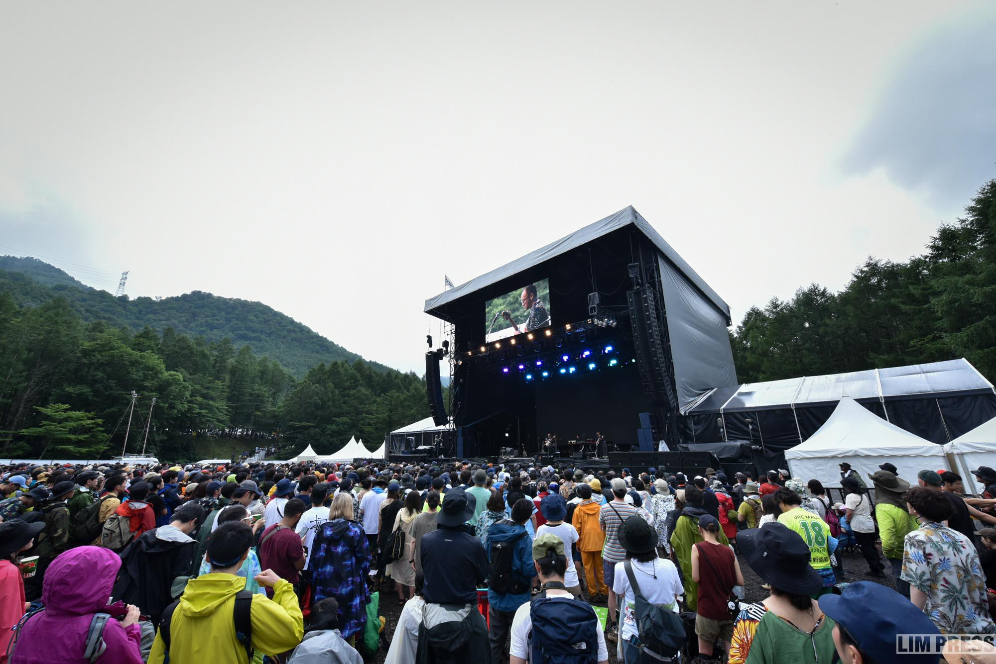 UNKNOWN MORTAL ORCHESTRA | FUJI ROCK FESTIVAL | 2019.07.27